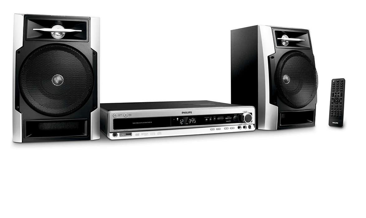 เล่น DVD และ MP3-CD