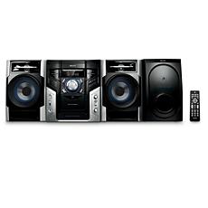 FWD398/98 -    DVD Mini Hi-Fi System