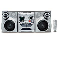 FWD39/21M -    迷你 Hi-Fi 音響