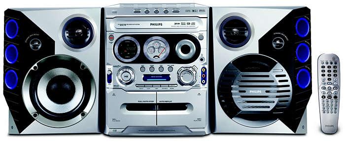 Reproducción de DVD / WMA-MP3-CD