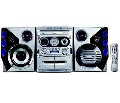 Reproducción de DVD y WMA-MP3-CD