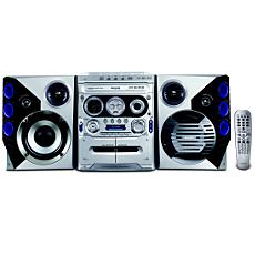 FWD570/21A  Mini Hi-Fi System