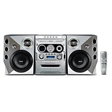 FWD573/98 -    DVD Mini Hi-Fi System