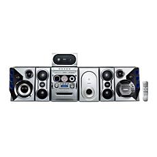 FWD576/21M -    Mini Hi-Fi System