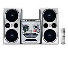 FWD792/98  DVD Mini Hi-Fi System