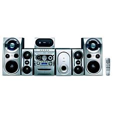 FWD796/21M  迷你 Hi-Fi 音響