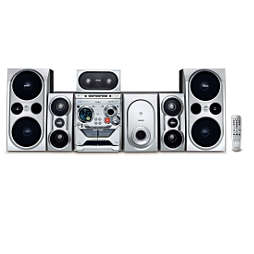 DVD Mini Hi-Fi System