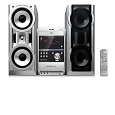 FWD831/12 -    DVD-HiFi- Minisystem