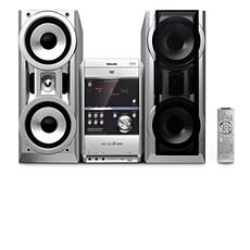 FWD832/98  DVD Mini Hi-Fi System