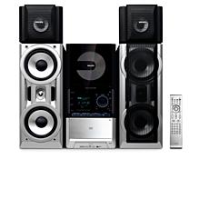 FWD872/98 -    DVD Mini Hi-Fi System