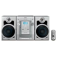 FWM139/12  Sistema mini Hi-Fi