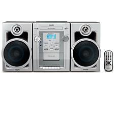 FWM139/55  Mini Hi-Fi System