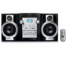 FWM143/37  MP3 Mini Hi-Fi System