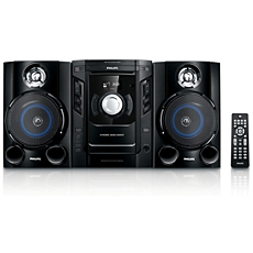 FWM153/55  Minisistema HiFi con MP3