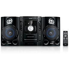 FWM154/05  MP3 Mini Hi-Fi System