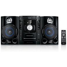 FWM154/12 -    Miniwieża Hi-Fi