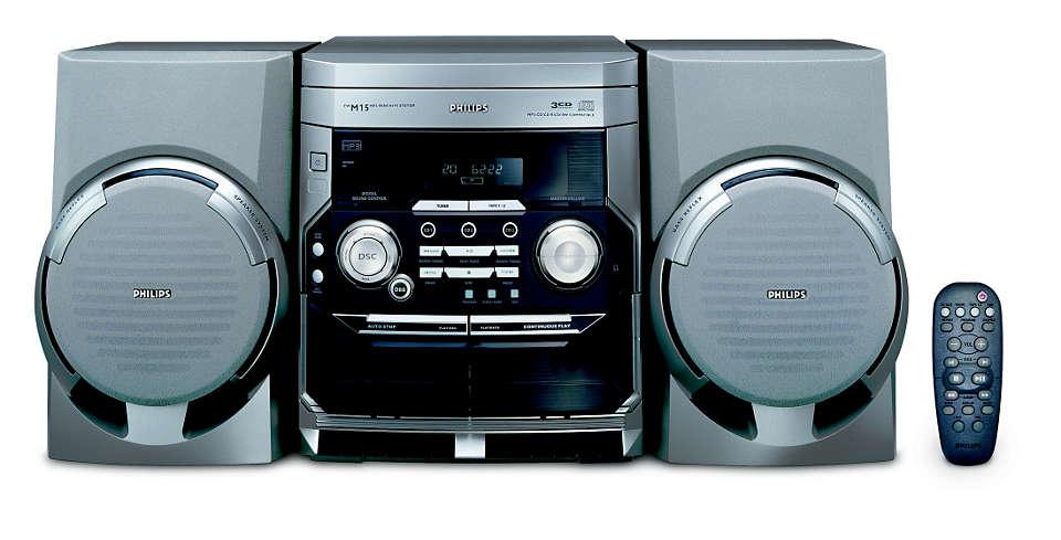 Reproducción de MP3-CD