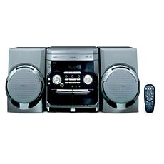 FWM15/21  Mini sistema Hi-Fi