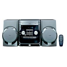 FWM15/22 -    Sistema mini Hi-Fi