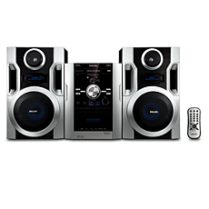 FWM185/12 -    Sistema mini Hi-Fi