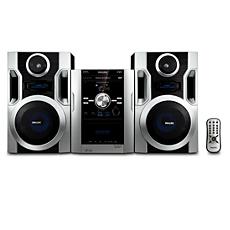 FWM185/55  Mini sistema Hi-Fi