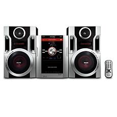 FWM185/BK  Mini Hi-Fi System