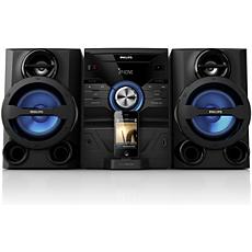 FWM200D/12  Mini Hi-Fi System