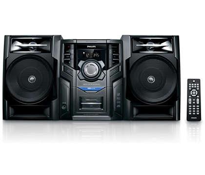 Écoutez votre musique MP3