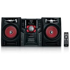 FWM208/55  Mini System Hi-Fi