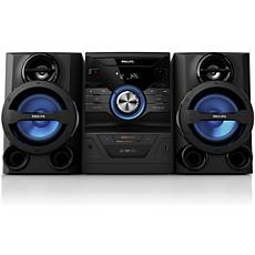 FWM211/37  Mini Hi-Fi System