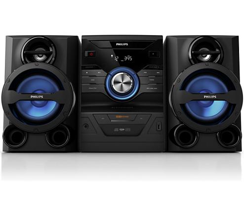 Mini Hi Fi System Fwm211 37 Philips