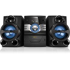 FWM2200/55  Mini Hi-Fi System
