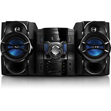 FWM3500/37  Mini Hi-Fi System