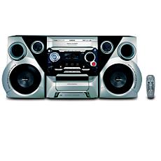 FWM352/12 -    MP3 Mini Hi-Fi systém