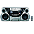 Miniwieża Hi-Fi z MP3