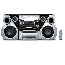 FWM352/BK  Mini Hi-Fi System c/MP3