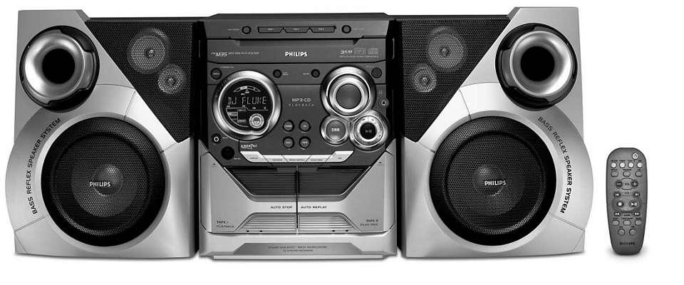 Reprodução de MP3 com uma experiência sonora fantástica