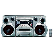 FWM371/55  Minisistema HiFi con MP3