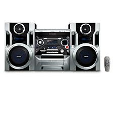 FWM375/77  Minisistema HiFi con MP3