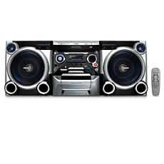 FWM377/05  MP3 Mini Hi-Fi System