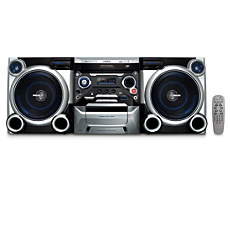 FWM377/12  MP3 Mini Hi-Fi System