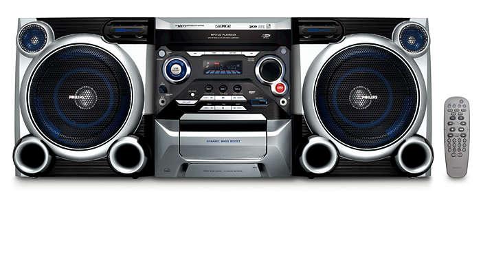 Zgrywaj muzykę i słuchaj jej od razu