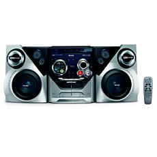 FWM37/19  Mini Hi-Fi System