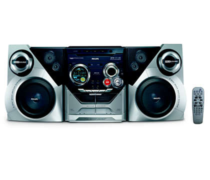 Reprodução de MP3 com o MAX Sound