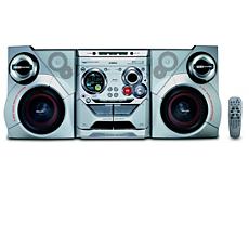 FWM37/21  Minisistema Hi-Fi