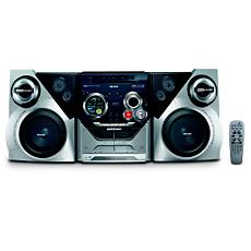 FWM37/22  Sistema mini Hi-Fi