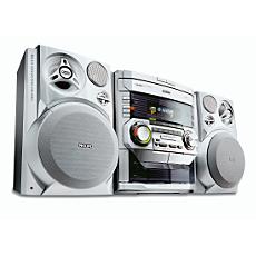 FWM390/22 -    Sistema mini Hi-Fi