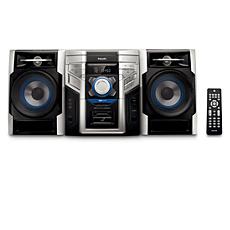 FWM396/55  Minisistema HiFi con MP3