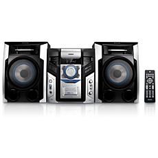 FWM397X/85  Minisistema HiFi con MP3