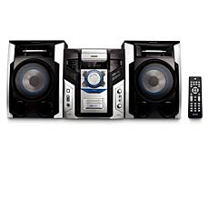 FWM397/77  Minisistema HiFi con MP3